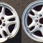 Ремонт колесных дисков