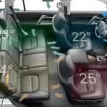 Климат контроль автомобиля